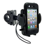 Arkon's Handlebar Mount with an Otterbox