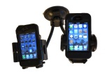 2-in-1 Mount for you and your passenger's Otterbox
