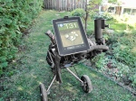 Apple iPad Walking Cart Mount