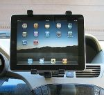 Vent Mount for iPad 2 with an Otterbox or Case