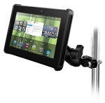 Handlebar Rail Mount for Amazon Kindle Galaxy Tab