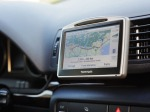 Tetrax XWAY with a TomTom