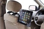 Centered Car headrest Mount for new iPad 3