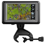 Yoke mount for the Garmin Aera