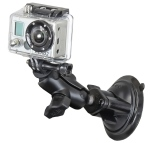 RAM GoPro Hero suction cup mount