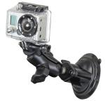 RAM GoPro Hero suction cup mount