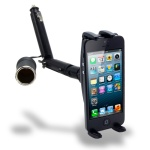 Powered Lighter Mount for iPhone 5