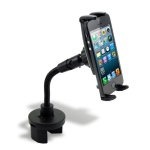 Car Cup Holder Mount for iPhone 5