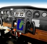 RAM RAM-B-121-GA38U Garmin GPSMAP 695 Yoke Mount