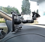 RAM's X-Grip II Suction Cup Mount