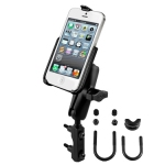 Motorcycle Clutch Mount for Apple iPhone 5
