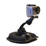 Suction Cup & Bean Bag Dash Car Mount for GoPro HERO HERO2 HERO3 Camera