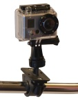 Motorcycle Bicycle Handlebar Custom Mount for GoPro HERO HERO2 HERO3 Camera