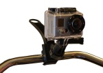 Motorcycle Bicycle ATV Handlebar Strap Mount for GoPro HERO HERO2 HERO3 Camera