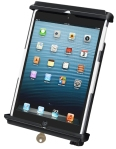 RAM-HOL-TABL12U for Apple iPad Mini with a case or skin