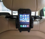 Car Headrest Mount for Apple iPhone 5, 5c, 5s