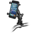 Motorcycle Handlebar Mount for Apple iPhone 5, 5c, 5s